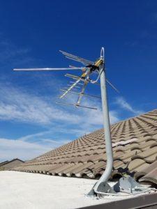 Antenna Installation Photos | TV Antenna Installation in Phoenix, Az